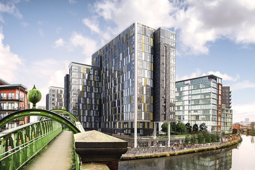Cladding Firm Hired For Luxury New Build Project