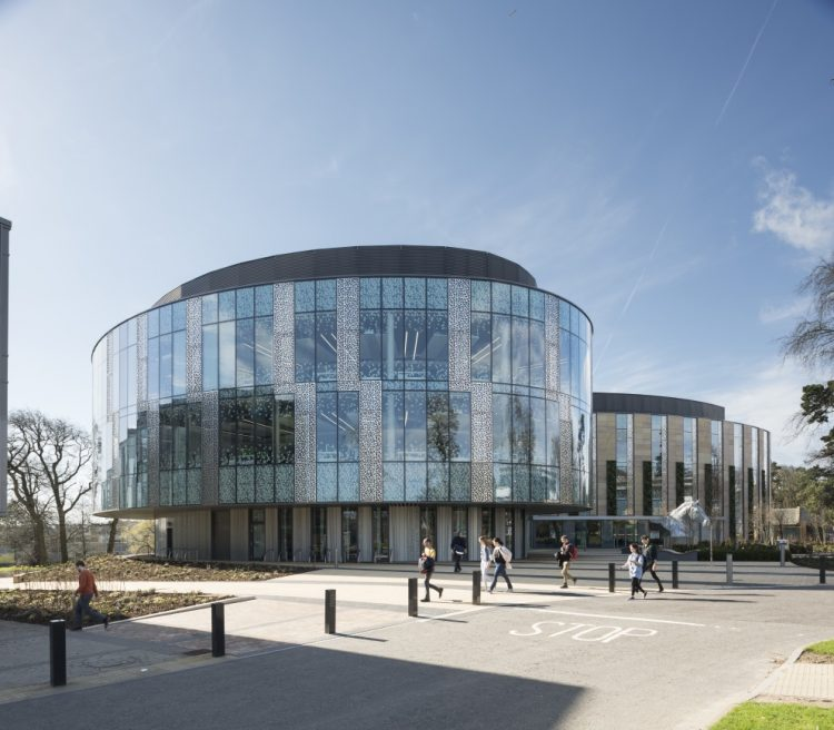 Atkins designed innovation centre and campus hub opens at - International office university of edinburgh ...