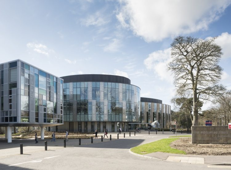 Atkins designed innovation centre and campus hub opens at - University of edinburgh international office ...