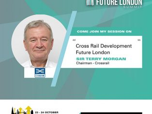 Sir Terry Morgan CBE, Chairman of Crossrail