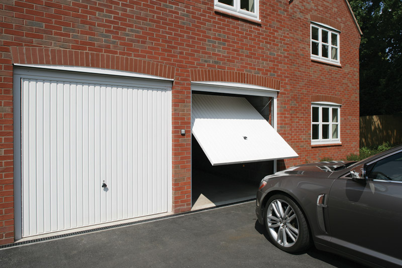Specify An Electrically Automated Garage Door With Garadors