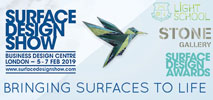 ADF Oct 2018 – Surface Design Show